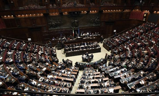 Italy's new government wins parliament's vote of confidence