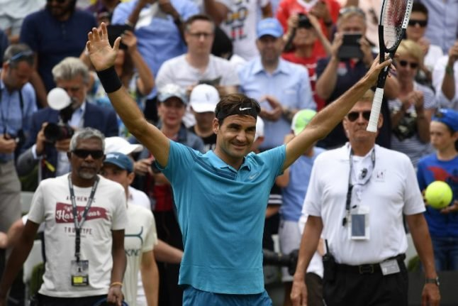 Federer wins 98th ATP title in Stuttgart ahead of return to No 1