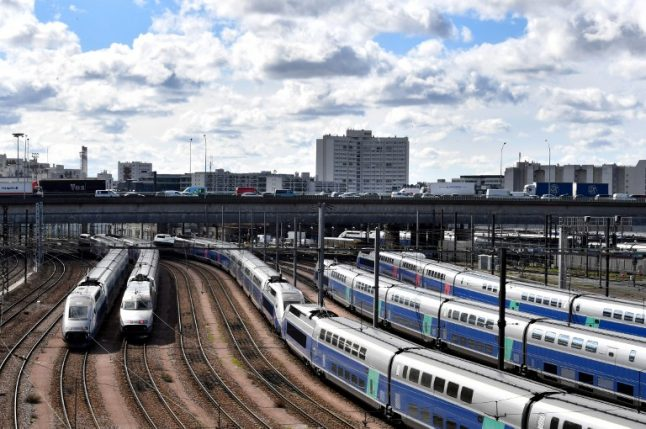 French rail union calls for strike on first weekend of summer holidays