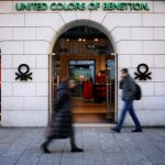 Italy's Benetton condemned for using rescued migrants in adverts