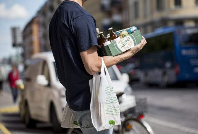 Sweden wants to bring home alcohol delivery to the whole country