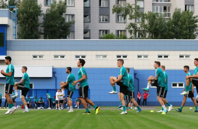 Germany seek to 'master own destiny' in World Cup crunch match