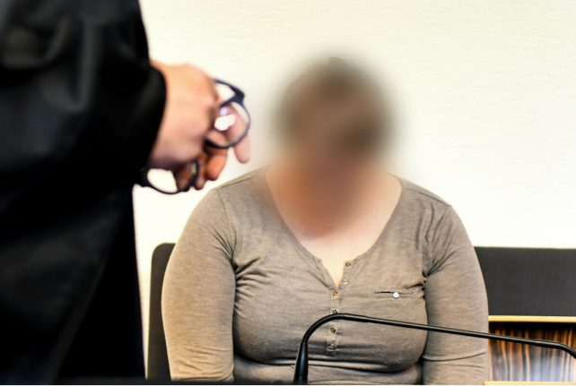 Trial starts of mother, stepfather who pimped out young son online