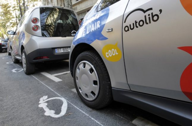 Autolib: Why have the wheels come off the much-lauded Paris car-sharing scheme?