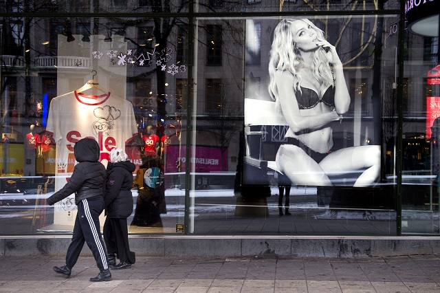 Stockholm bans sexist advertising in public spaces