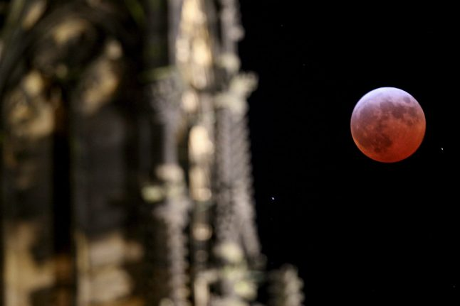 Mofis and moonlight: Your guide to the total lunar eclipse in Germany