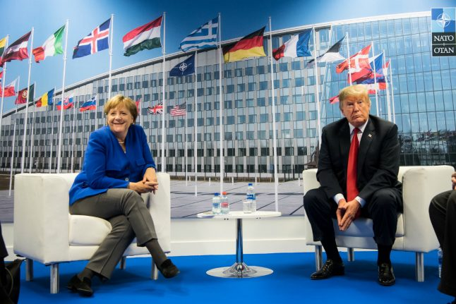 Update: German Foreign Minister warns Trump wilfully damaging western security