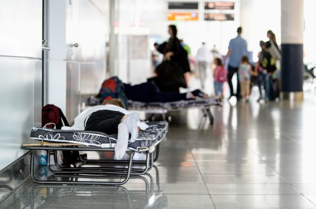 How a cosmetics bag left thousands of passengers in the lurch at Munich Airport