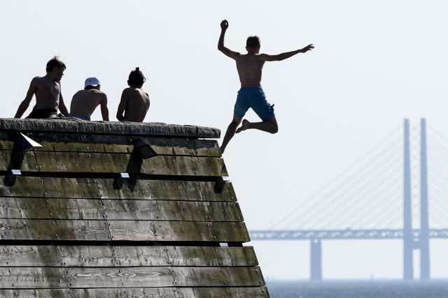 Sweden sees rise in number of drownings in connection with heatwave