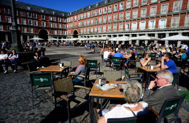 Tourism boosts job creation over summer months in Spain