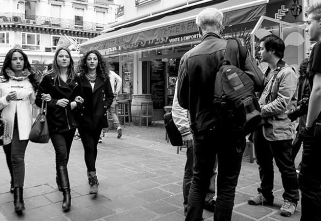 Women in Paris tell their stories of being groped, pestered and sexually harassed
