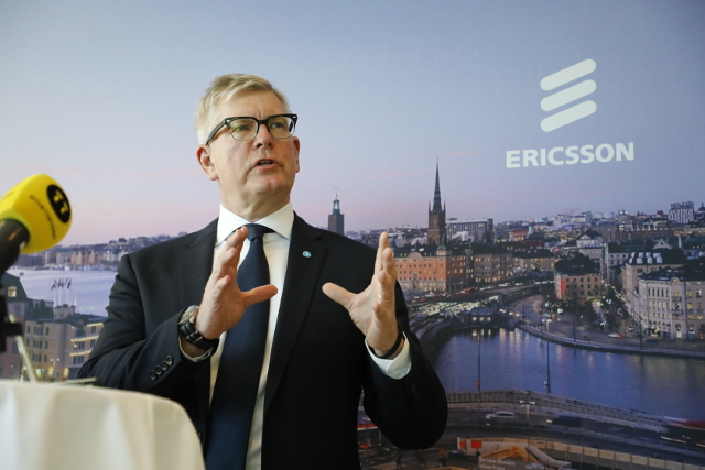 Ericsson sees light on horizon after major layoffs