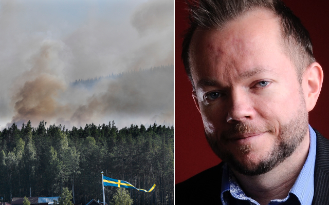 Opinion: 'Sweden's wildfires are everyone's business'