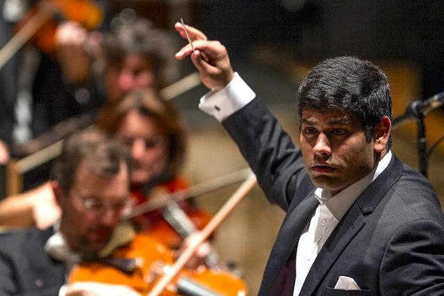 'It's incredible to lead an orchestra in Italy, the place where music was born'