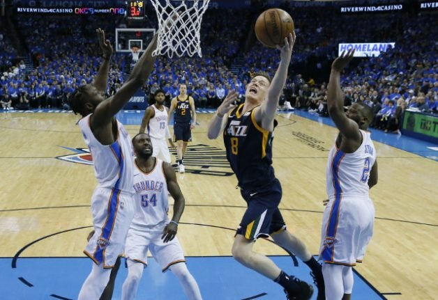 Sweden's Jonas Jerebko to sign with NBA champions Golden State Warriors: reports
