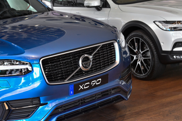 Volvo cheers 'best ever' results after record sales