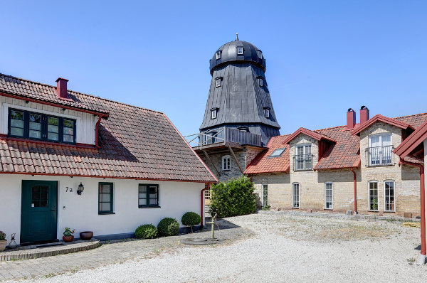 Property of the week: 19th century mill in southern Sweden