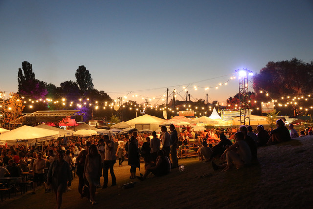 How a small alternative festival has grown to take over Munich