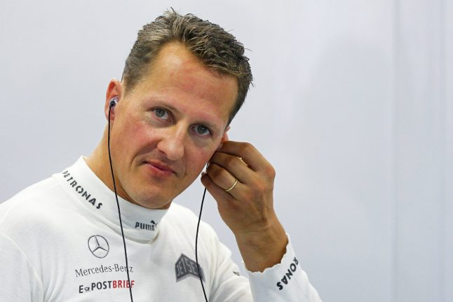 Formula One racing legend Michael Schumacher not moving to Spanish island, family says
