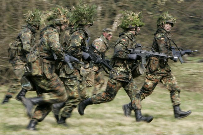 Why Germany is talking about compulsory national service again