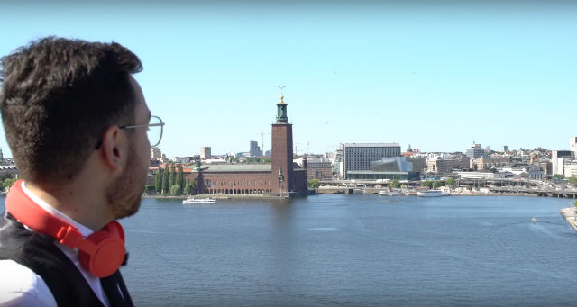 VIDEO: Student life in Sweden: Expectation vs Reality