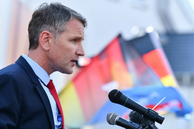 Jewish leader attacks AfD over Holocaust remembrance