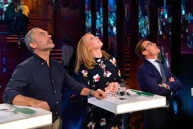 What sort of government might Sweden have after the election?