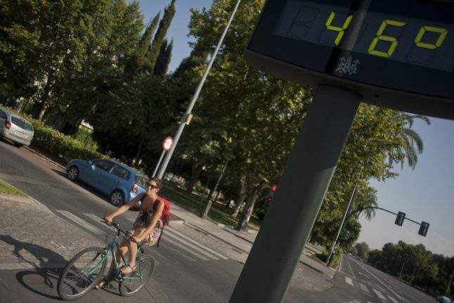 Heatwave: Death toll in Spain rises to nine