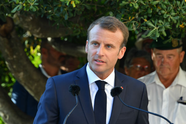 Macron to renew push for a closer Europe