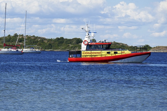 Sweden's summer heatwave led to a record number of rescues at sea