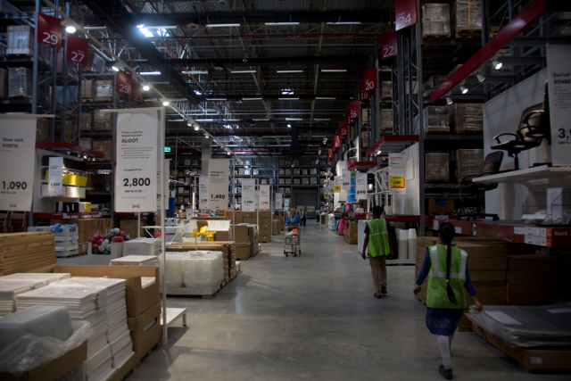 'It will be a flop': Indian furniture dealers react to Ikea's new store