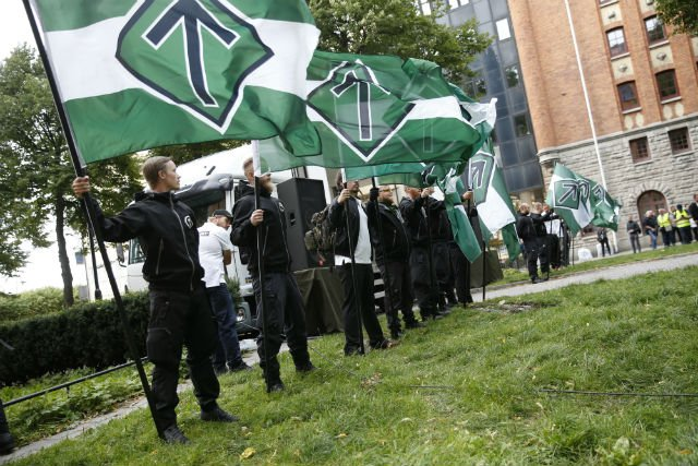 Stockholm neo-Nazi march ends without violence
