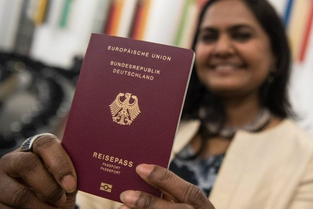 One in every four German residents now has migrant background