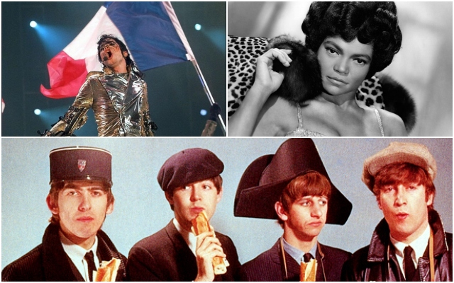 Top of Les Pops: Ten famous singers who recorded songs in French