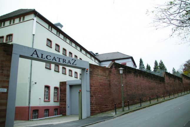 A night in the hotel that used to house some of Germany's most wanted outlaws