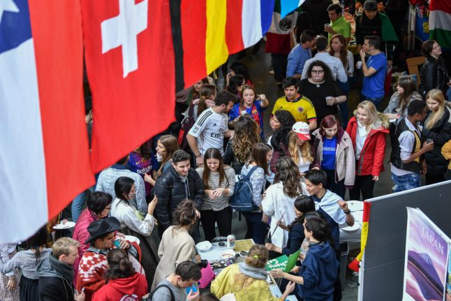 In graphs: Number of international students in Germany quickly growing
