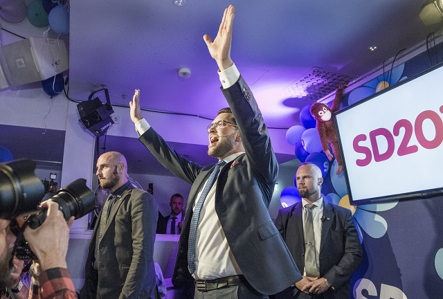 Analysis: Has support for the Sweden Democrats peaked?