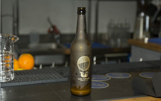 Italian brewery launches first ever beer made of air