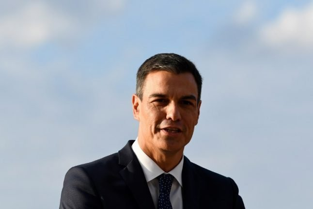 Spanish PM defends sending weapons to Saudis after U-turn