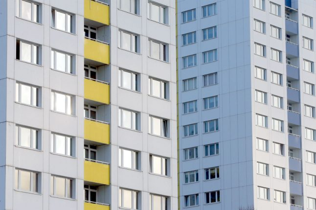 Small flats are on the rise in Germany, leaving city dwellers increasingly cramped