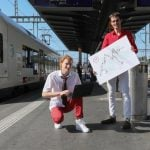 Students use algorithm in bid to visit all 26 Swiss cantons in less than 24 hours...by train