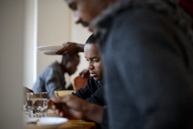 Swiss senate rejects call to speed up deportation of failed Eritrean asylum seekers