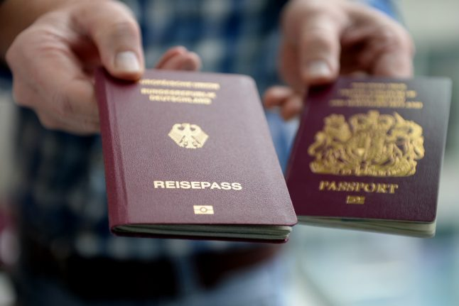 Brexit: 'Brits should try for German citizenship even if they don't think they qualify'