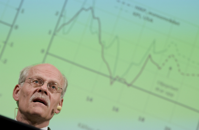 Sweden's record-low interest rate kept unchanged, again