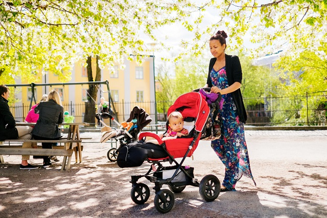 480 days: How to apply for Swedish parental leave