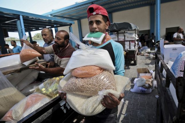 Germany to raise funds for Palestinian refugee agency