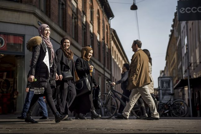 Denmark's government wants more 'non-Western women' to work