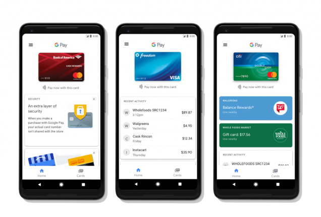 Google Pay comes to Denmark