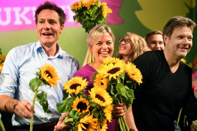 VIDEO: How the Green party is shaking up Bavarian elections