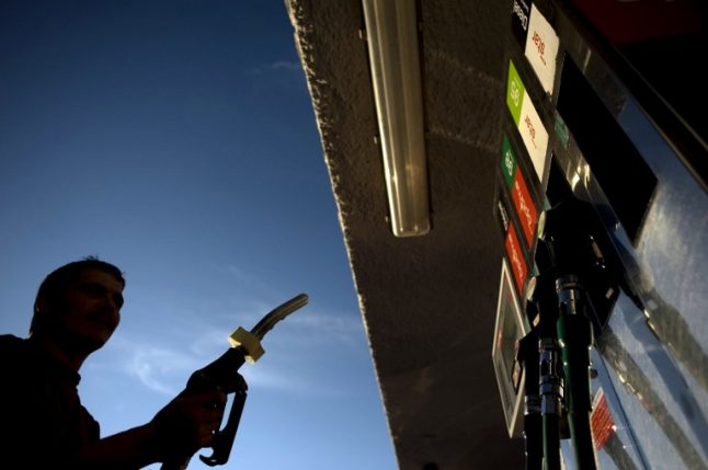 What you need to know about Spain's new petrol pump labels